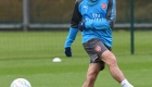 ST ALBANS, ENGLAND - JANUARY 23: during a training session at London Colney on January 23, 2018 in St Albans, England. (Photo by Stuart MacFarlane/Arsenal FC via Getty Images)